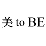 美 to BE ロゴ
